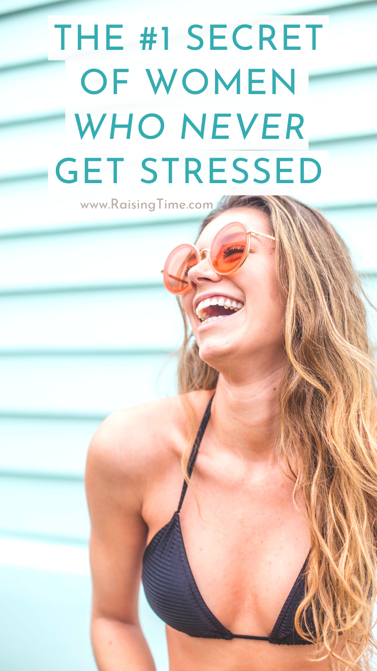This healthy daily habit is the number one secret of women who never get stressed - learn how to manage stress, change your daily routine and your life with this super simple tip!