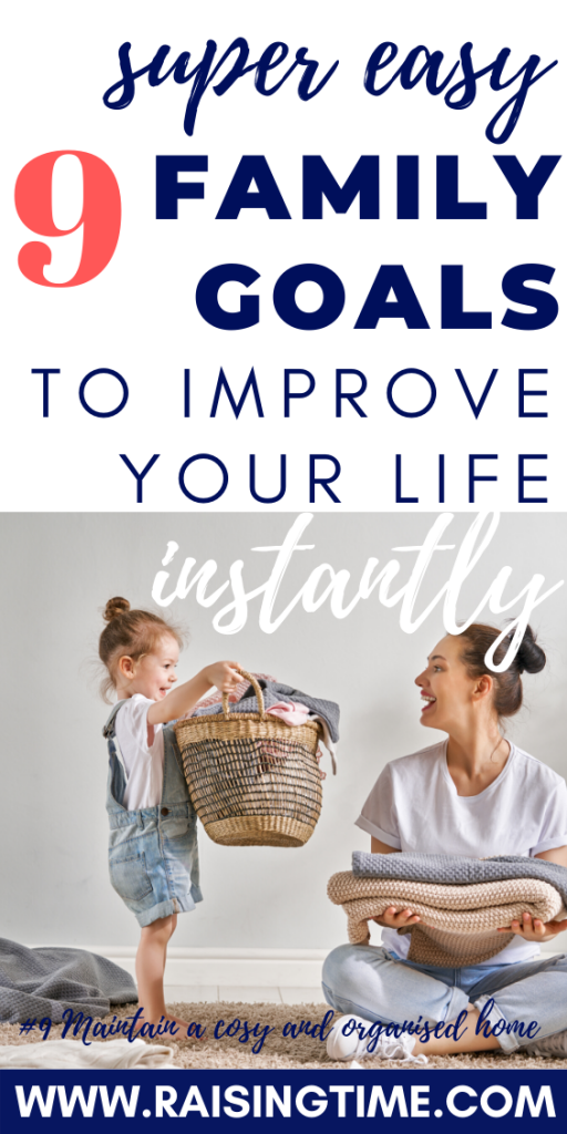 9 super easy and at the same time powerful family goals